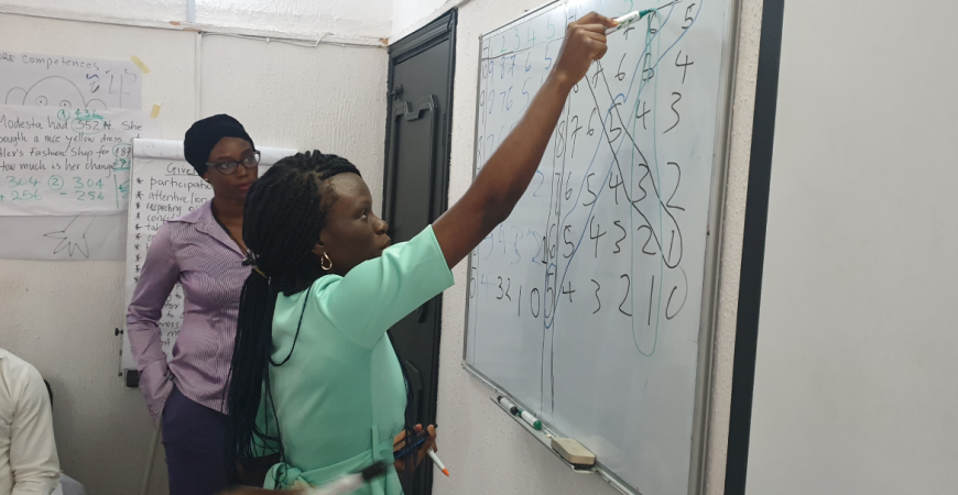 LearNigeria Remedial Programme (LRP)
