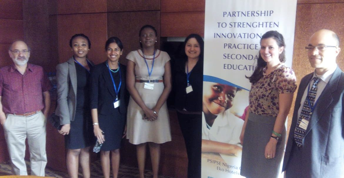 Partnership to Strengthen Innovation and Practice in Secondary Education (PSIPSE)
