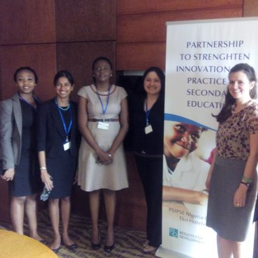Partnership to Strengthen Innovation and Practice in Secondary Education
